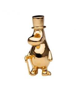 Skultuna Moomin x Skultuna Muumipappa figuuri
