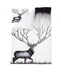Vallila Infinite Deer pussilakanasetti
