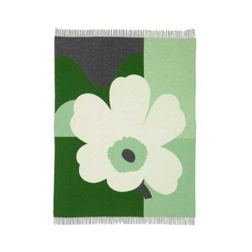 Marimekko Co-created Bed huopa, vihreä