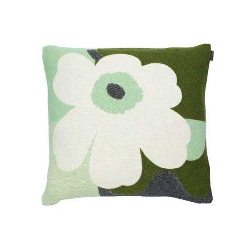 Marimekko Co-created tyynynpäällinen, vihreä