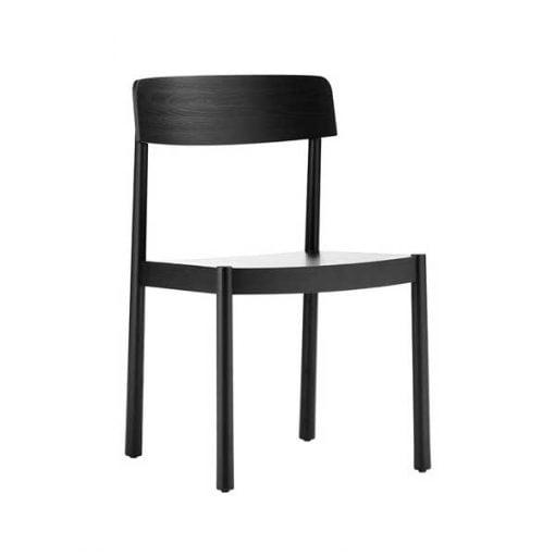 Normann Copenhagen Timb tuoli, musta