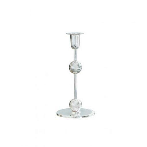 Newport Collection kynttilänjalka, hopea